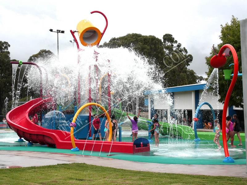 aqua house for kids water park